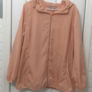 Women's Plus Size Spring Jacket 18-20W
